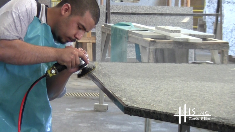 How Granite Countertops Are Made