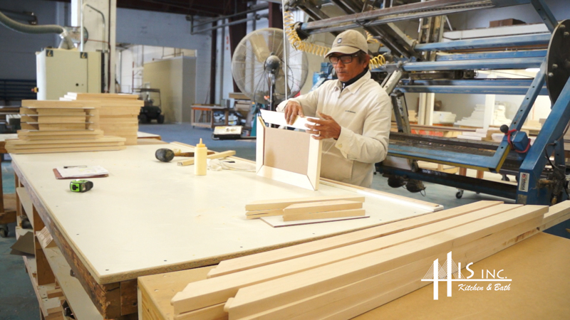 How All Wood Cabinets Are Made